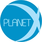 Planet vector logo