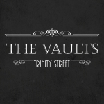 The Vaults vector logo