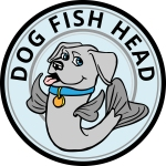 Dog Fish head vector logo