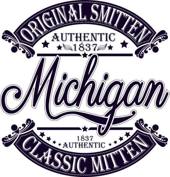 Michigan vector logo